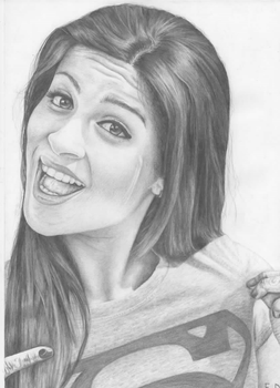 Lilly Singh - IISuperwomanII by Antylopa