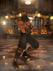 Rig - Dead or Alive 5 by JhonyHebert