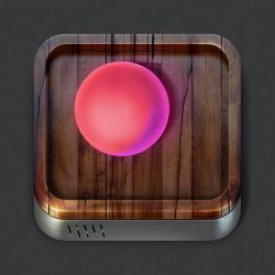 Bounging Ball ios icon by dan-Es