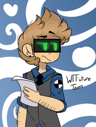 WTFuture Tom by LuckyDestinyHeart