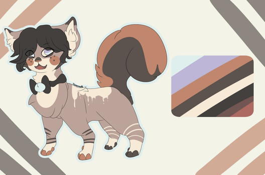 Name your price adopt - CAT OPEN by Flamemuzzle