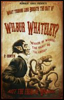 Wilbur Whateley by ShannonStamey