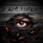CD cover for PAPA ROACH by lazymau