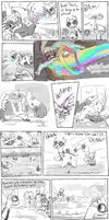 Mission 1 Prologue pg1 by CrazyIguana