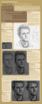 Pencil Tutorial by Girl-on-the-Moon