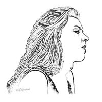 Diana Krall by wooden-horse