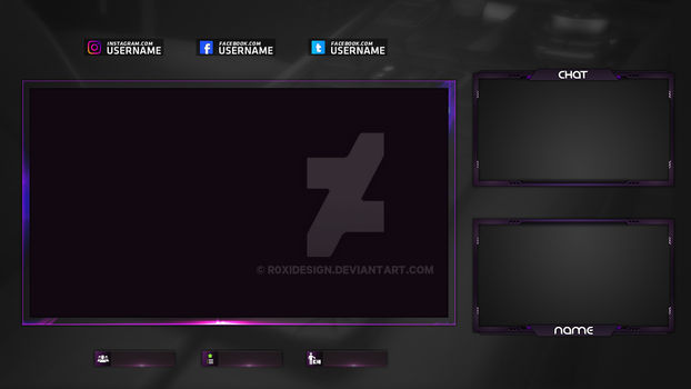Overlay for SELL by r0xidesign