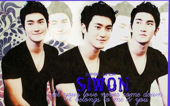 Siwon - Super Junior by olwaystrainwreck