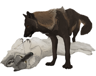 Tachyon and Lusca by savage