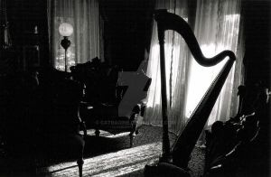 The Harp by Catraoine