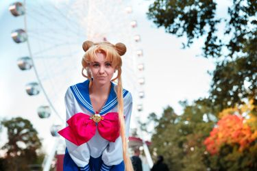 Usagi Tsukino - Sailor Moon 8 by Cheza-Flower