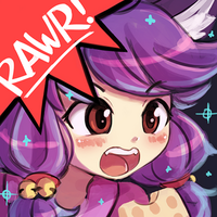 (RAWR) Luminaure by luminaura