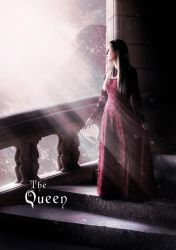 The Queen by Clouseau37