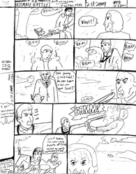THE ULTIMATE BATTLE pg.489 by DW13-COMICS