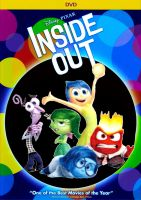 Inside Out - Fan-Made Alternative DVD Cover by Gumball1999