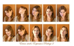 Expression Package II by Eirian-stock