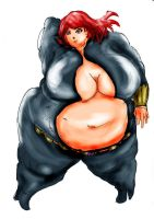 BBW blackWidow by morugen