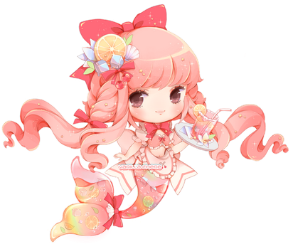 Seaside Lemonade | Fairy Vial by ViPOP