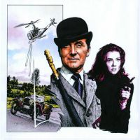 Steed and Mrs Peel by Herbarianband