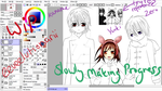 Vampire Knight Kids WIP (Work In Progress)