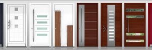 3D Doors by FEG