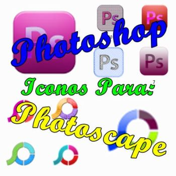Pack de Icons para Photoshop y Photoscape by SilvanaAgusTutos