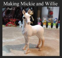 Making Mickie and Willie Part 2 by DragonsAndBeasties