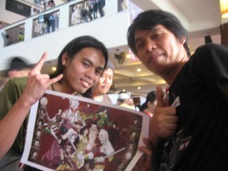 with Bosing Nerp by TeardropTC