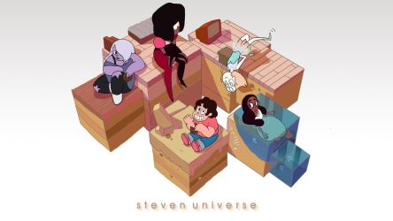Steven Universe Wallpaper by chung-sae