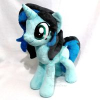 Lacey Corset Plushie by AppleDew