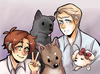 Family Picture by amarilloh