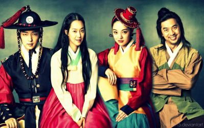 Arang and the Magistrate by namo15