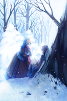 Comm: Fate Upon Winter cover by ruina