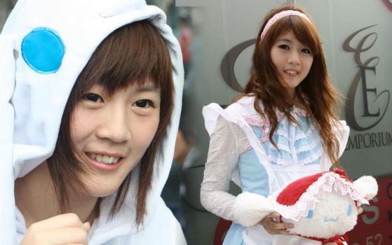 Cosplay Thailand by anuwatmt