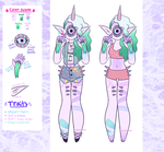 [custom xynthii] - ObsceneBarbie by hello-planet-chan
