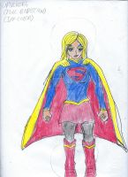 Supergirl Full DC  United Redesign by jaredyboy