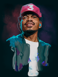 Chance The Rapper by ChrisPaints