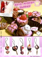 Sweet Pastry Collection Promo by vrlovecats
