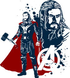 The Asgardian by Mad42Sam