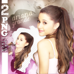 PNG Pack(402) Ariana Grande by BeautyForeverr