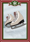 Advent Calendar|Day 21. Ice-skating by Lounabis
