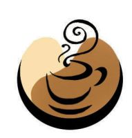 Re-designed Coffee Time Logo by DR4eva