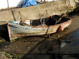Old Boat by fuguestock