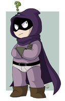 SP- Mysterion by rainbow-vore