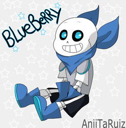 Blueberry by AniiTaRuiz