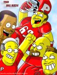 The Big Red by UBob