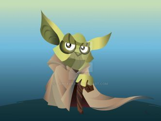 Yoda by SanXavier