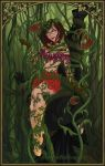 October- Poison Ivy by CosmoFan47