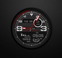 N-Touch Watch for xwidget by Jimking