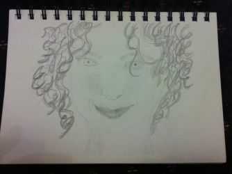 River Song Sketch by woomoocoo